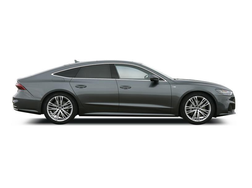 Audi A7 Sportback 55 TFSI Quattro S Line 5dr S Tronic [C+S]