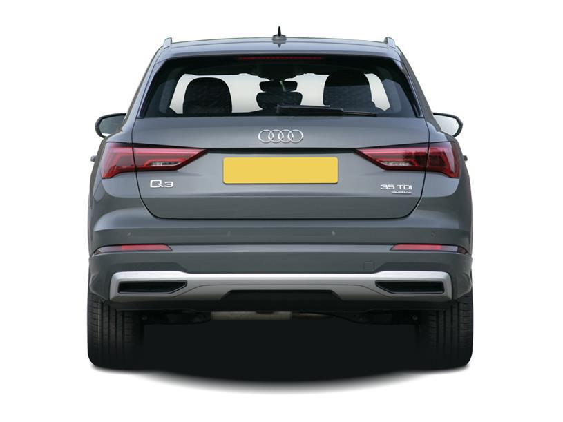Audi Q3 Diesel Estate 35 TDI S Line 5dr S Tronic [Comfort+Sound Pack]