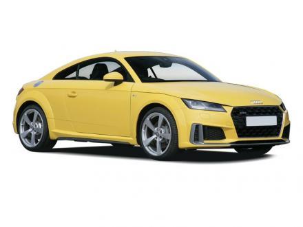 Audi Tt Coupe 45 TFSI Sport 2dr S Tronic [Tech Pack]