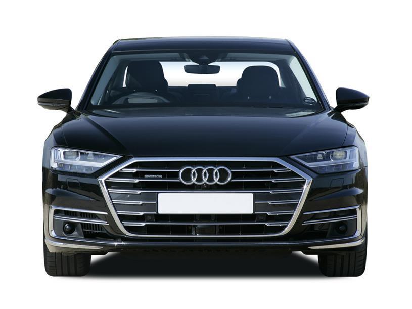 Audi A8 Saloon 55 TFSI Quattro S Line 4dr Tiptronic [C+S]