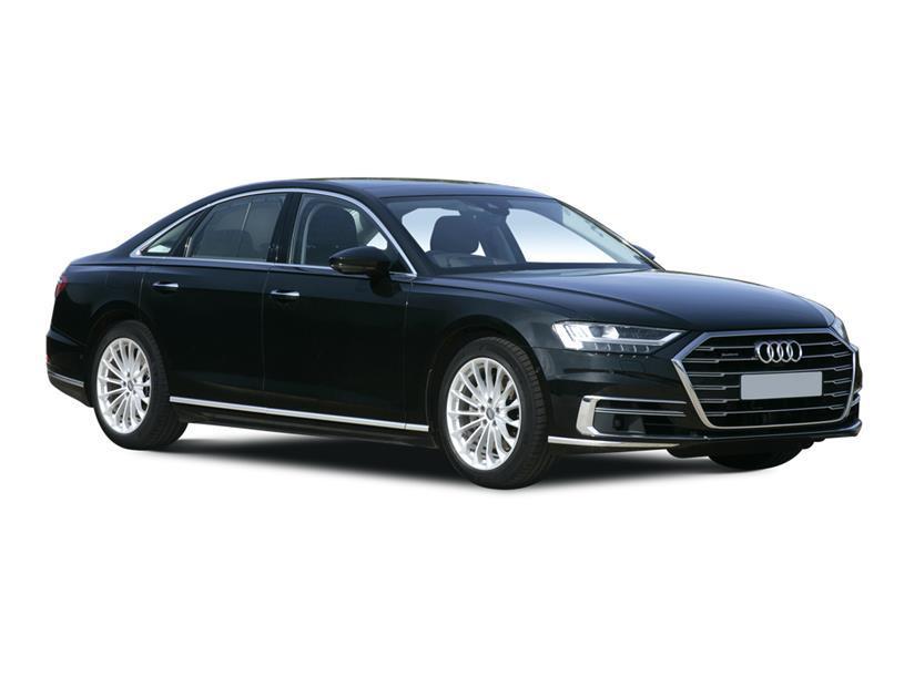 Audi A8 Saloon L 55 TFSI Quattro S Line 4dr Tiptronic