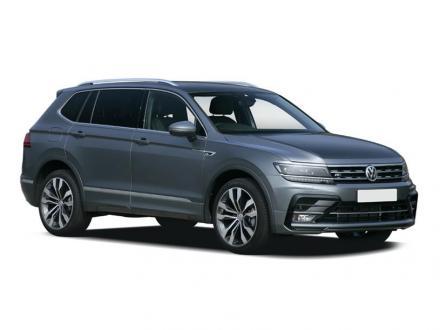 Volkswagen Tiguan Allspace Diesel Estate 2.0 TDI Match 5dr DSG