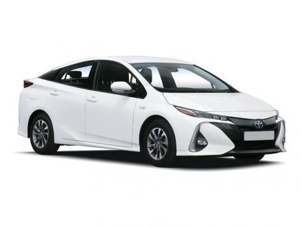 Toyota Prius Hatchback 1.8 VVTi Business Ed Plus 5dr CVT [15 inch alloy]