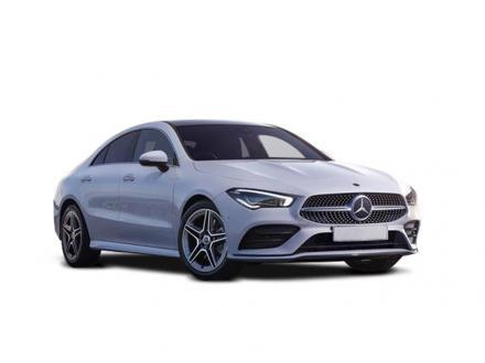 Mercedes-Benz Cla Coupe CLA 250 AMG Line Premium 4dr Tip Auto