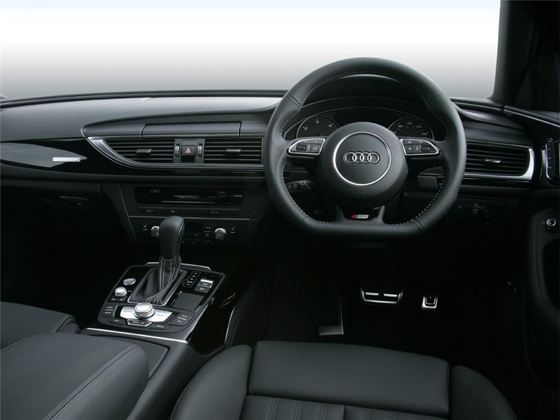 Audi A6 Avant 55 TFSI Quattro Black Edition 5dr S Tronic [Tech]