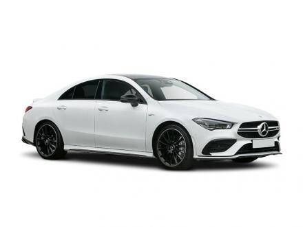 Mercedes-Benz Cla Amg Coupe CLA 35 Premium Plus 4Matic 4dr Tip Auto