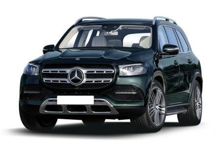 Mercedes-Benz Gls Diesel Estate GLS 400d 4Matic AMG Line Prem + Exec 5dr 9G-Tronic