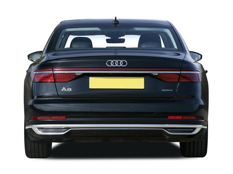 Audi A8 Saloon 55 TFSI Quattro Black Edition 4dr Tiptronic