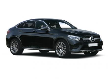 Mercedes-Benz Glc Diesel Coupe GLC 300d 4Matic AMG Line Prem Plus 5dr 9G-Tronic