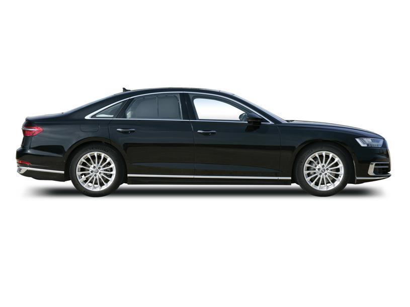 Audi A8 Saloon L 55 TFSI Quattro Black Edition 4dr Tiptron [C+S]