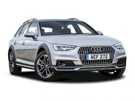 Audi A4 Diesel Allroad Estate 50 TDI Quattro Sport 5dr Tip Tronic [C+S]
