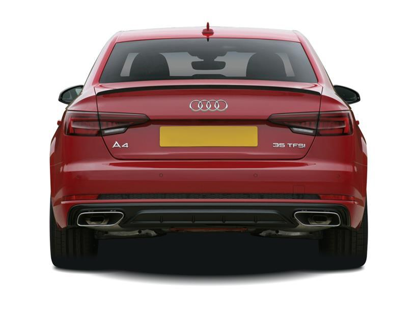 Audi A4 Diesel Saloon 35 TDI S Line 4dr S Tronic [Comfort+Sound]
