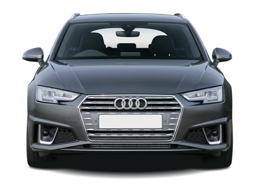 Audi A4 Avant 35 TFSI Black Edition 5dr S Tronic [Comfort+Sound]