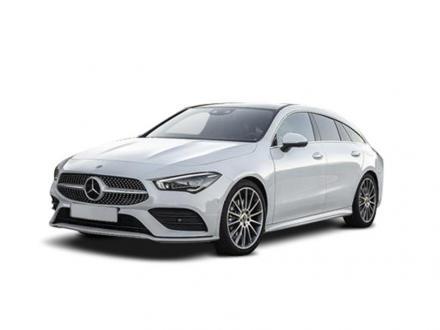 Mercedes-Benz Cla Diesel Shooting Brake CLA 220d AMG Line 5dr Tip Auto