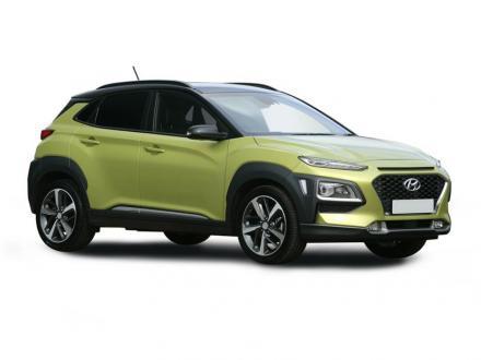 Hyundai Kona Hatchback 1.6 GDi Hybrid Premium SE 5dr DCT [Smart Sense Pk]
