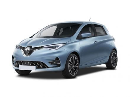 Renault Zoe Hatchback 80kW i Iconic R110 50kWh Rapid Charge 5dr Auto