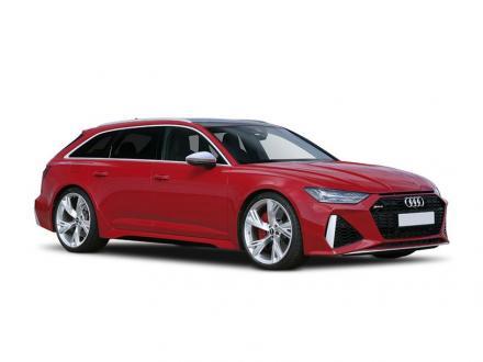 Audi Rs 6 Avant RS 6 TFSI Quattro 5dr Tiptronic