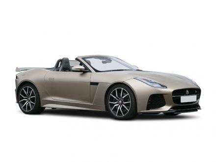 Jaguar F-type Convertible 5.0 P450 Supercharged V8 R-Dynamic 2dr Auto