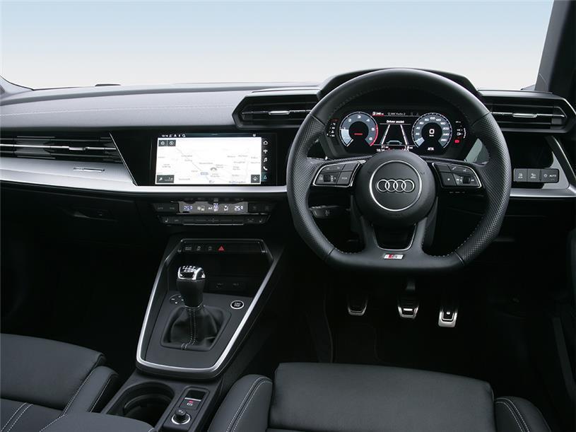 Audi A3 Sportback 35 TFSI Sport 5dr S Tronic [Comfort+Sound]