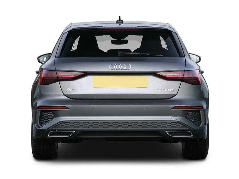 Audi A3 Diesel Sportback 30 TDI Technik 5dr [Comfort+Sound]