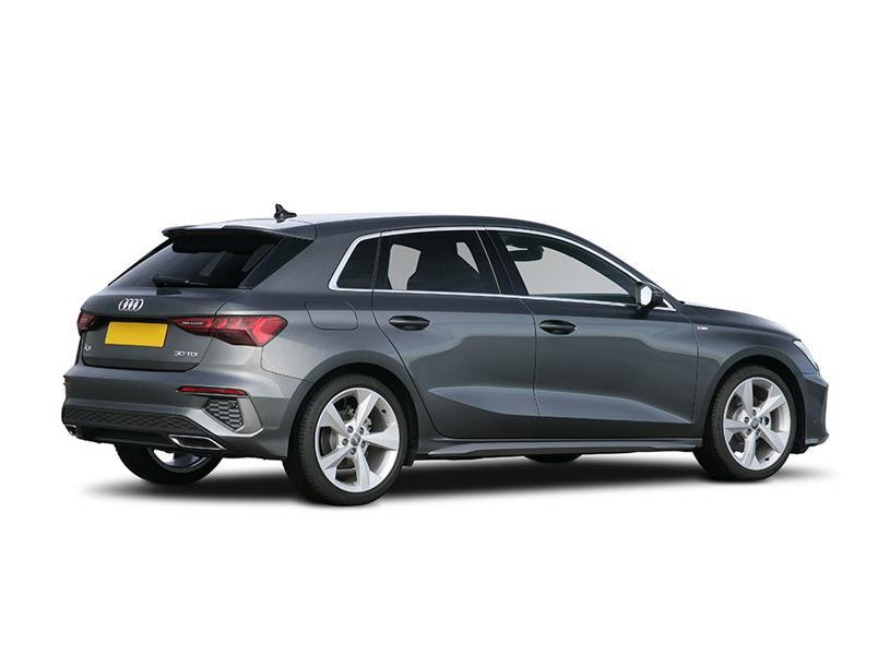 Audi A3 Diesel Sportback 30 TDI Sport 5dr S Tronic [Comfort+Sound]
