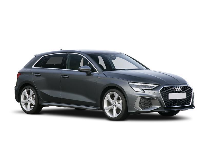 Audi A3 Diesel Sportback 35 TDI Sport 5dr S Tronic [Comfort+Sound]