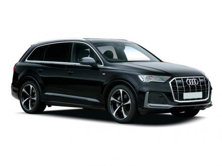 Audi Q7 Estate 55 TFSI e Quattro S Line 5dr Tiptronic