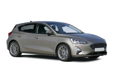Ford Focus Hatchback 1.0 EcoBoost Hybrid mHEV 125 ST-Line X Edition 5dr