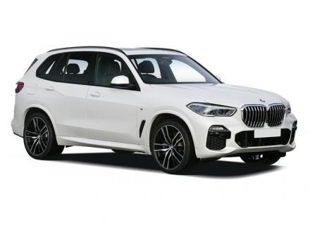 BMW X5 Diesel Estate xDrive30d MHT M Sport 5dr Auto [Pro Pack]