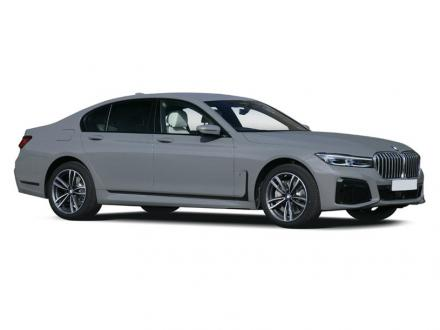 BMW 7 Series Diesel Saloon 740d xDrive MHT M Sport 4dr Auto