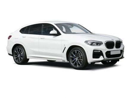 BMW X4 Diesel Estate xDrive30d MHT M Sport X 5dr Auto [Tech Pack]