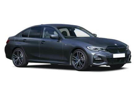 BMW 3 Series Diesel Saloon 318d MHT M Sport 4dr Step Auto [Tech Pack]