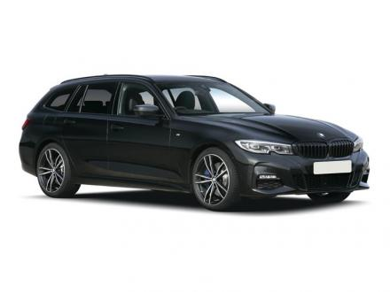 BMW 3 Series Diesel Touring 318d MHT M Sport 5dr Step Auto [Pro Pack]