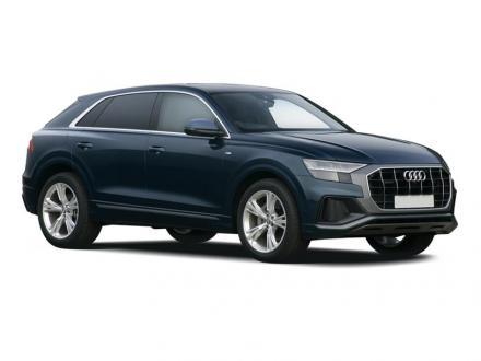 Audi Q8 Estate SQ8 TFSI Quattro 5dr Tiptronic