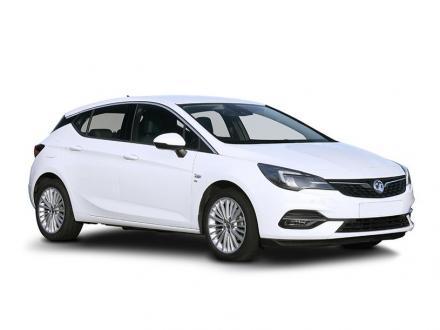Vauxhall Astra Diesel Hatchback 1.5 Turbo D Elite Nav Premium 5dr Auto