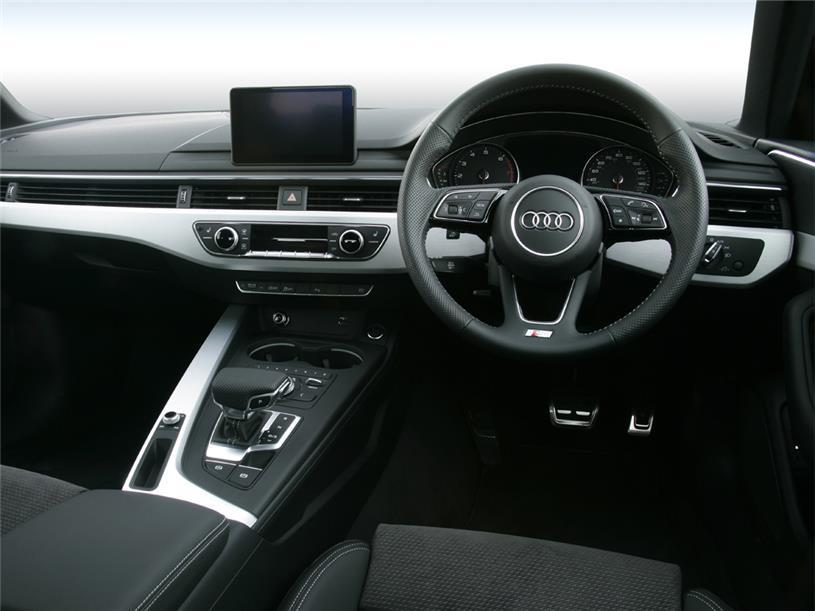 Audi A4 Diesel Avant 40 TDI 204 Quattro S Line 5dr S Tronic [C+S]