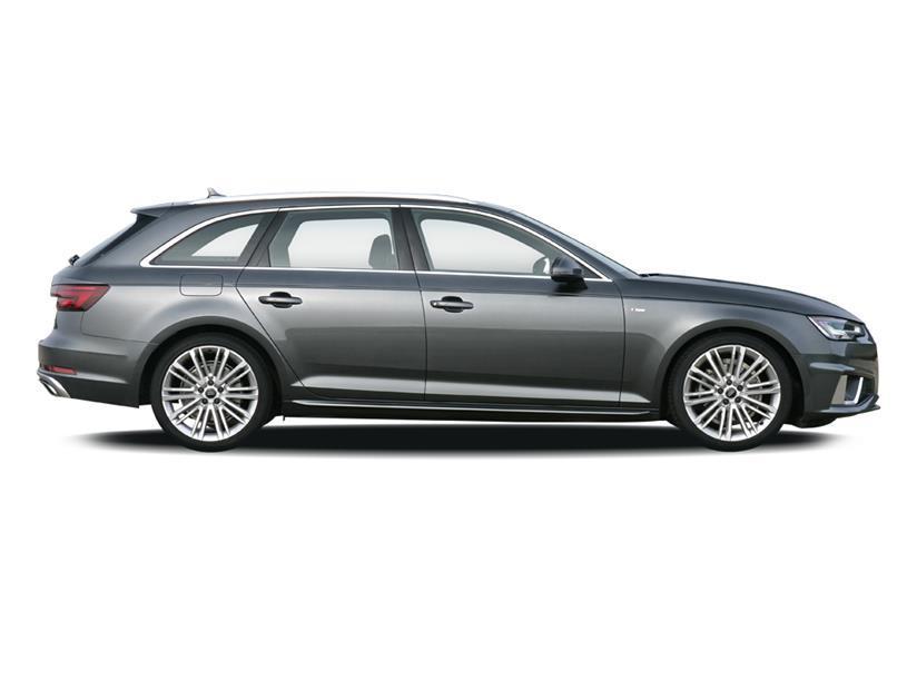 Audi A4 Diesel Avant 40 TDI 204 Quattro Black Edn 5dr S Tronic [C+S]