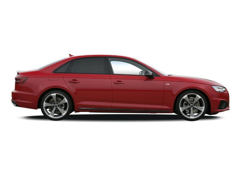 Audi A4 Saloon 45 TFSI 265 Quattro S Line 4dr S Tronic [C+S]