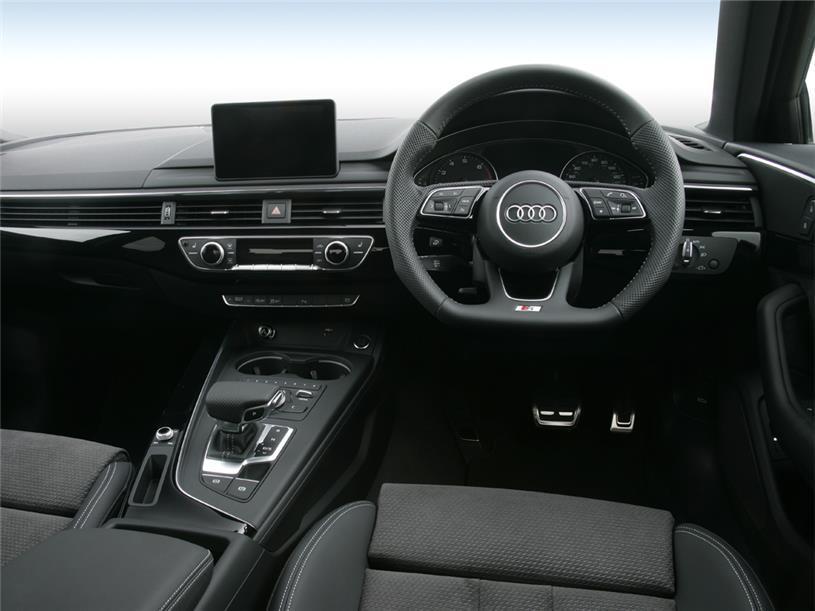 Audi A4 Diesel Saloon 40 TDI 204 Quattro Black Edition 4dr S Tronic