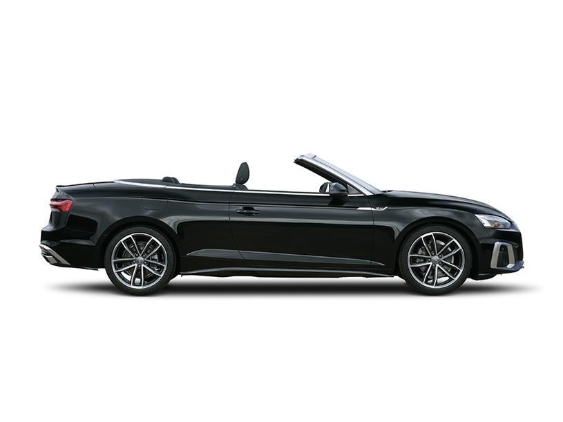 Audi A5 Cabriolet 45 TFSI 265 Quattro S Line 2dr S Tronic [C+S]