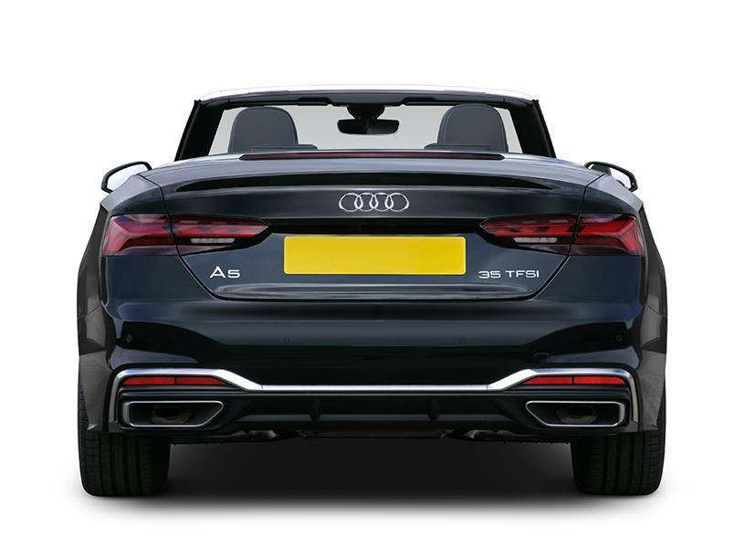 Audi A5 Diesel Cabriolet 40 TDI 204 Quattro S Line 2dr S Tronic [C+S]