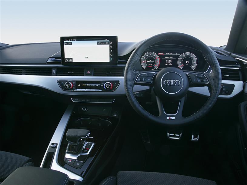 Audi A5 Coupe 45 TFSI 265 Quattro S Line 2dr S Tronic [C+S]