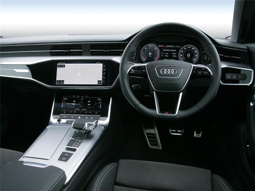 Audi A6 Avant 45 TFSI 265 Quattro Black Ed 5dr S Tronic [Tech]