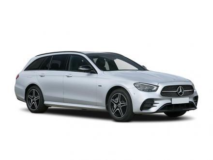 Mercedes-Benz E Class Diesel Estate E300de AMG Line Edition 5dr 9G-Tronic