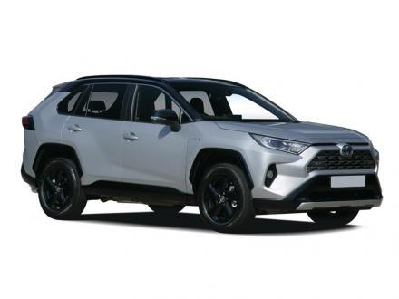 Toyota Rav4 Estate Special Editions 2.5 VVT-i Hybrid Black Edition 5dr CVT 2WD