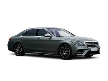 Mercedes-Benz S Class Diesel Saloon S400d L 4Matic AMG Line Premium Plus 4dr 9G-Tronic