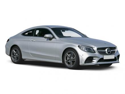 Mercedes-Benz C Class Diesel Coupe C300d 4Matic AMG Line Ed Premium 2dr 9G-Tronic