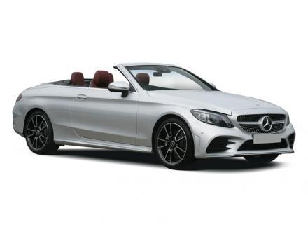Mercedes-Benz C Class Cabriolet Special Editions C220d AMG Line Night Ed Premium Plus 2dr 9G-Tronic