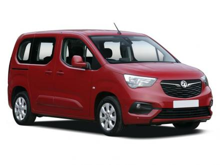 Vauxhall Combo Life Diesel Estate 1.5 Turbo D SE XL 5dr [7 seat]