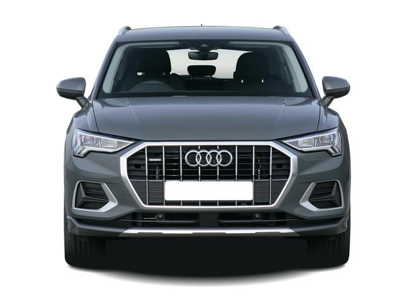 Audi Q3 Diesel Estate 35 TDI Quattro Black Edition 5dr S Tronic
